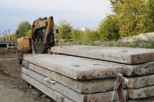 Демонтаж и монтаж железобетонных конструкций